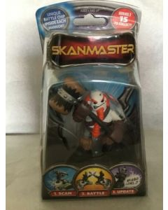 Skanmaster Battle Scanner Action Figure Battle Chip Inside Rare